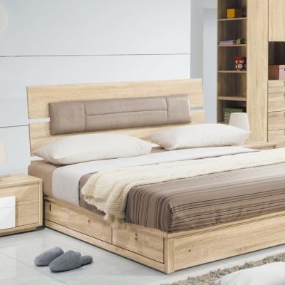 床頭片 雙人5尺 蘇西5尺皮套床頭片 AS