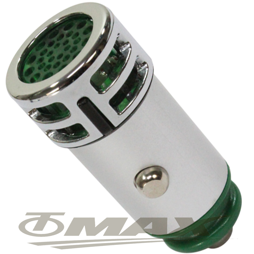 omax臭氧負離子2合1車用空氣清淨器-1入-綠色