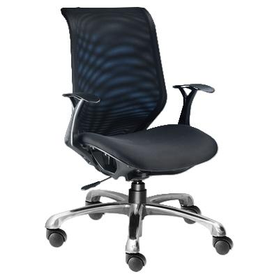 COLOR 力士限定雙氣壓塑型大座墊網背椅