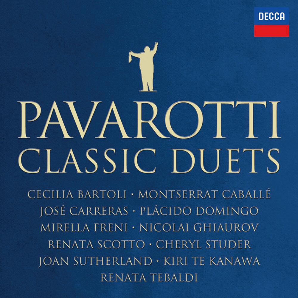 帕華洛帝/經典對唱(1CD)