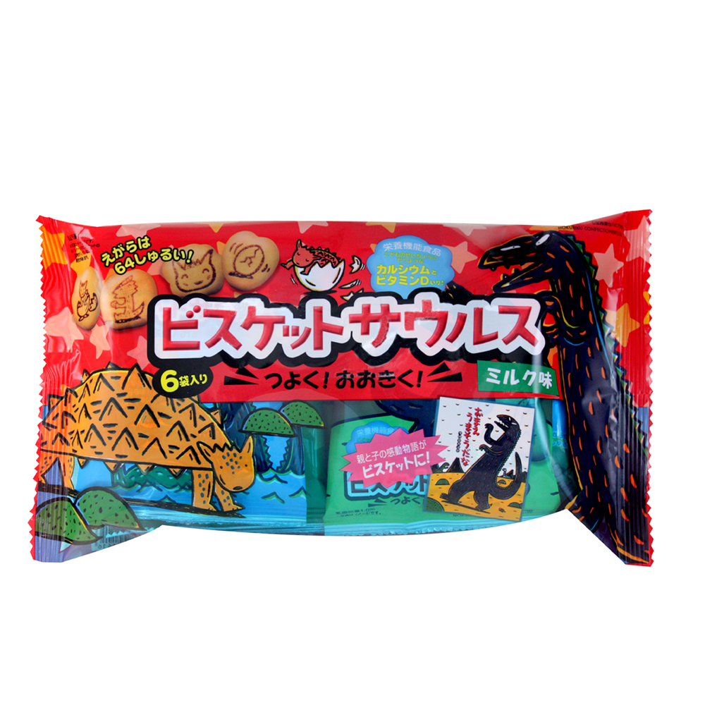 北陸製果 綜合造型餅乾(28gx6入)