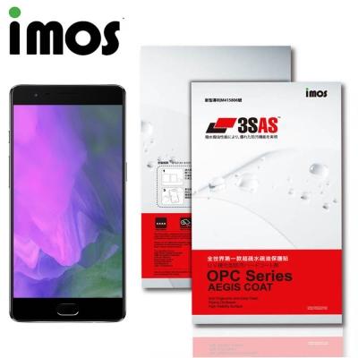 iMOS OnePlus 5 3SAS 疏油疏水 螢幕保護貼