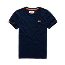 SUPERDRY 極度乾燥 短袖 文字T恤 藍色 367