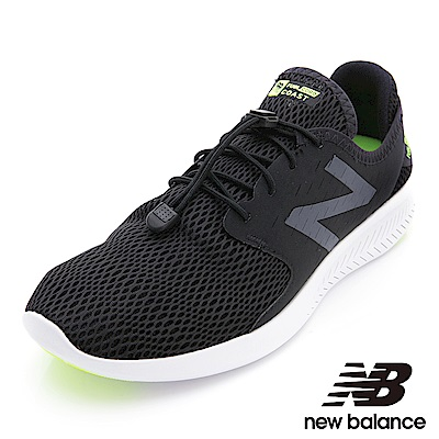 New Balance運動跑鞋MCOASBK3-2E男性黑色