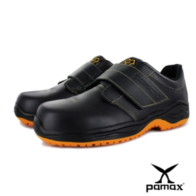 PAMAX 帕瑪斯【頂級專利抗菌氣墊、反光、防穿刺止滑安全鞋】PA9502HP