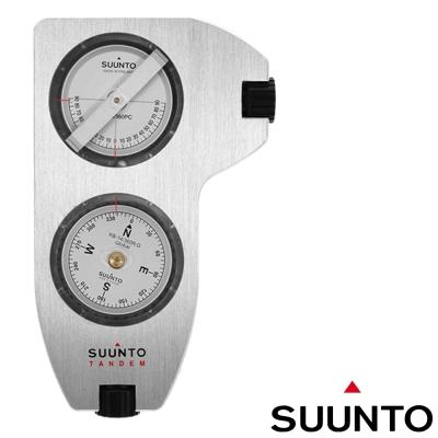 【芬蘭 SUUNTO】Tandem 360R/PC 專業級瞻孔式指北針(適合台灣用)