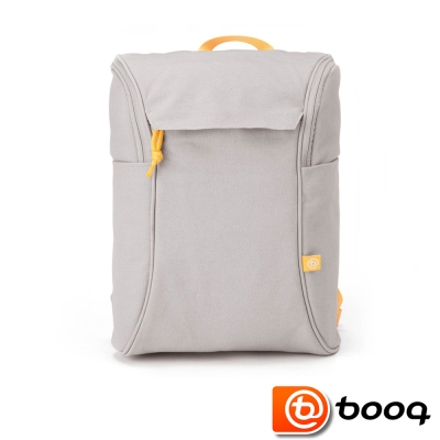 Booq Daypack 經典復古後背包 - 淺沙/海沫綠