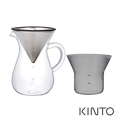 KINTO SCS手沖咖啡壺組600ml