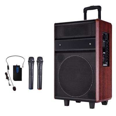 大聲公皇家型12吋無線式多功能行動音箱/喇叭