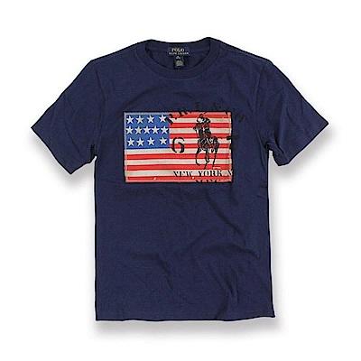 Ralph Lauren 短袖 T恤 小孩 藍 0757