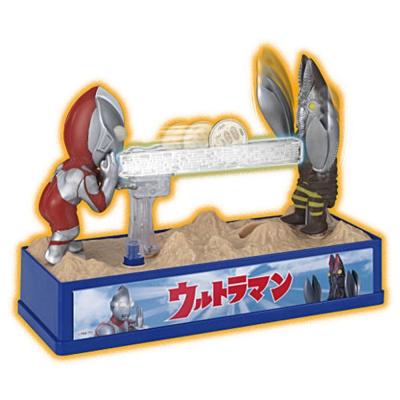 日本正版 鹹蛋超人 聲光 玩具 存錢筒/儲金箱 -376510