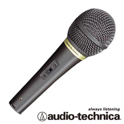 鐵三角 舞台實用型動圈式麥克風 (ATVD3)