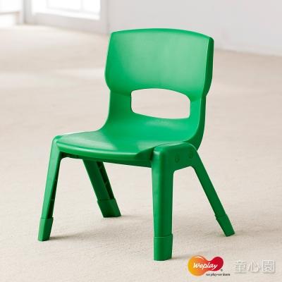 Weplay 30cm輕鬆椅-綠(12M+)