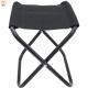 月陽超值2入多功能高26cm鐵管烤漆休閒椅1秒折疊椅馬扎U262) product thumbnail 1