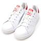 ADIDAS-STAN SMITH女休閒鞋-白紅-M20326 product thumbnail 1