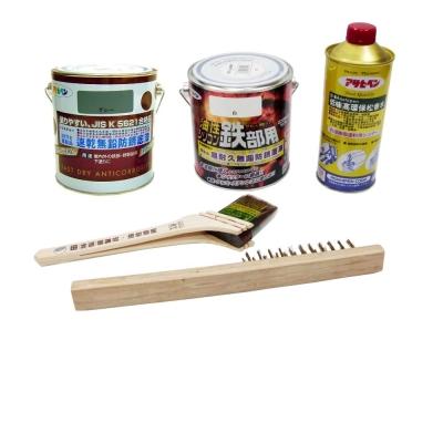 鐵製設備防鏽保養超值組合(速乾型)