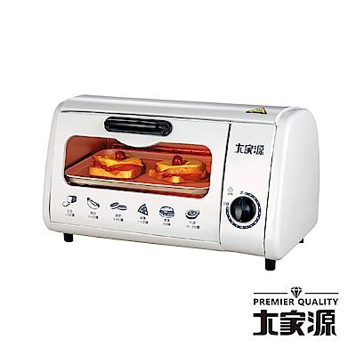 大家源 電烤箱(8L) TCY-3808A
