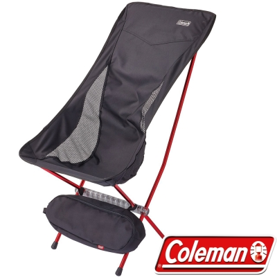 Coleman CM-26741黑 LEAFY高背椅