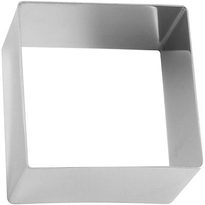 GP&me Dolce不鏽鋼塑型環(方7cm)