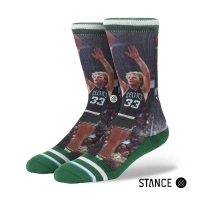 STANCE LARRY BIRD-男襪-NBA傳奇球星襪
