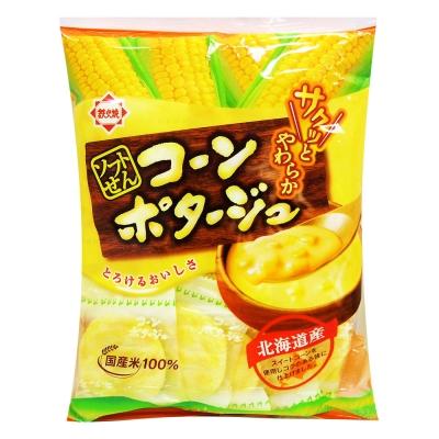 Honda 玉米濃湯餅(90g)