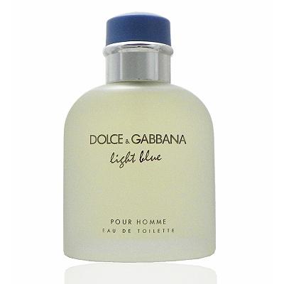 D&G Light Blue 淺藍男香淡香水  125 ml
