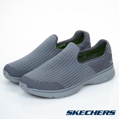 SKECHERS (男) 健走系列 GO Walk 4 - 54175CHAR