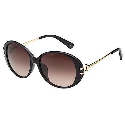 LONGCHAMP 太陽眼鏡 (黑色) LO610SA