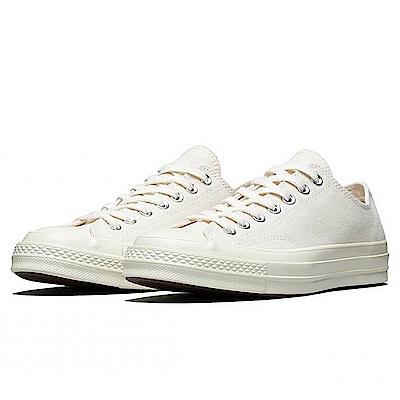 CONVERSE-男女休閒鞋162211C-米白