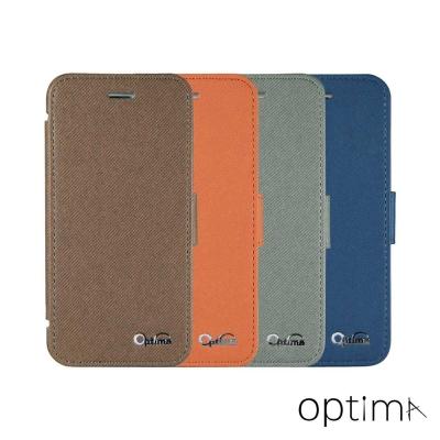 Optima iphone 6 /6s 側掀站立型皮套-丹寧系列