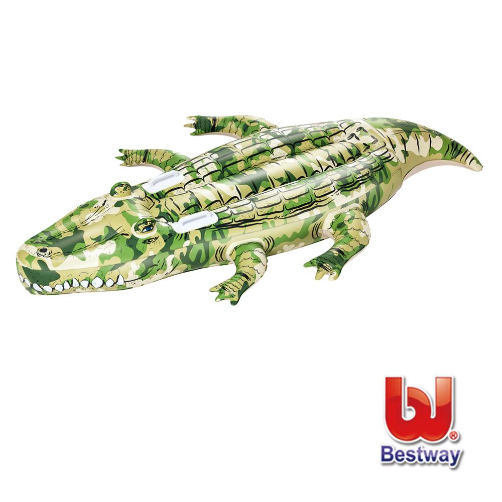 凡太奇_Bestway。鱷魚助浮充氣坐騎41090