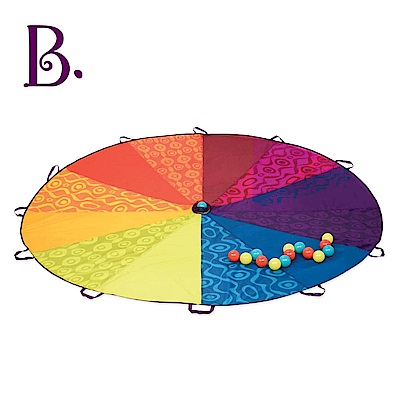 B.Toys 彩虹瀑布拋接球