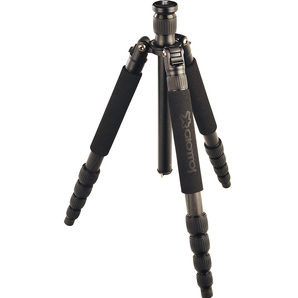 GIOTTOS VGR8255 反折式五節碳纖腳架