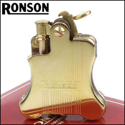 【RONSON】Banjo系列-煤油打火機
