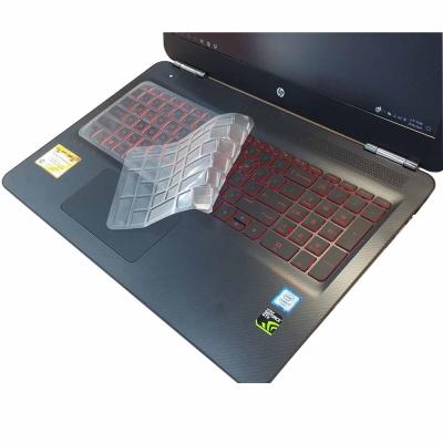 EZstick HP OMEN  ax041TX  專用 奈米銀TPU鍵盤膜