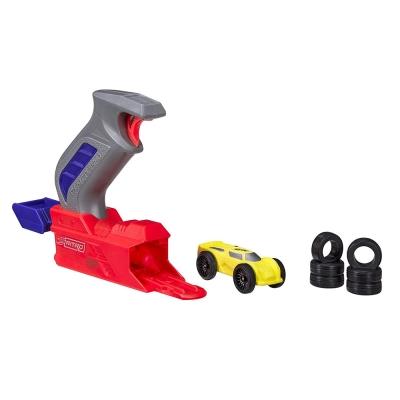 孩之寶Hasbro NERF系列 兒童射擊玩具 極限射速賽車基本發射組 三色隨機出貨
