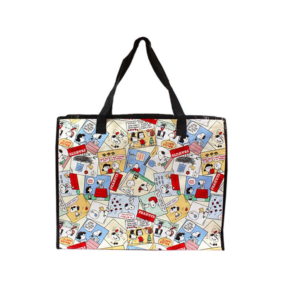 《Sanrio》SNOOPY購物大提袋
