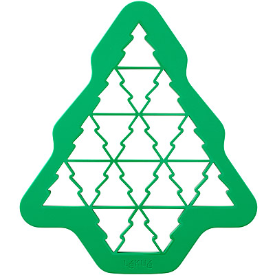 LEKUE 拼圖餅乾模(聖誕樹)