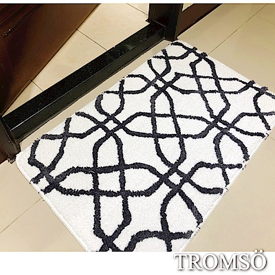 TROMSO凱薩頂級厚絨毛吸水大地墊-皇家典藏