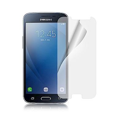 魔力 SAMSUNG Galaxy J2 Pro 高透光抗刮螢幕保護貼-非滿版