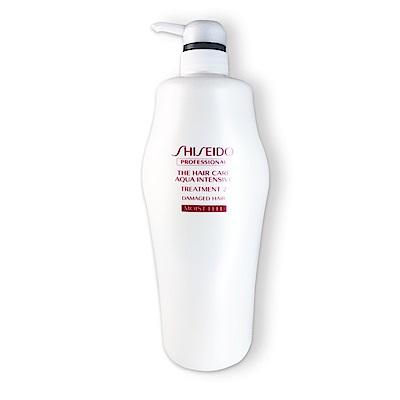 SHISEIDO資生堂 柔潤修護護髮乳2 滋潤型1000g