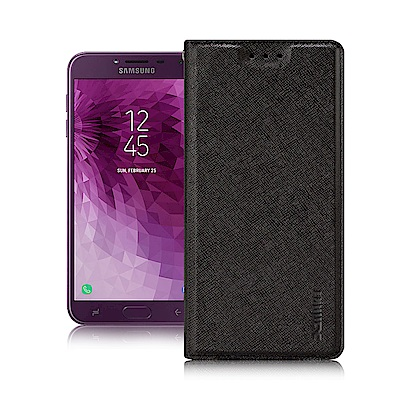 Xmart for SAMSUNG Galaxy J4 鍾愛原味磁吸皮套