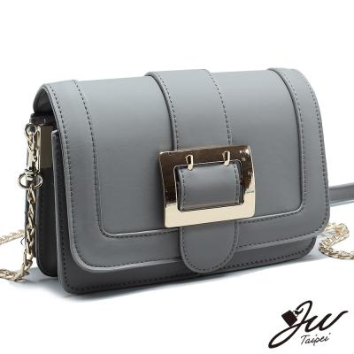 JW-墨爾黛城市情人雙夾層鏈袋肩背包-共四色