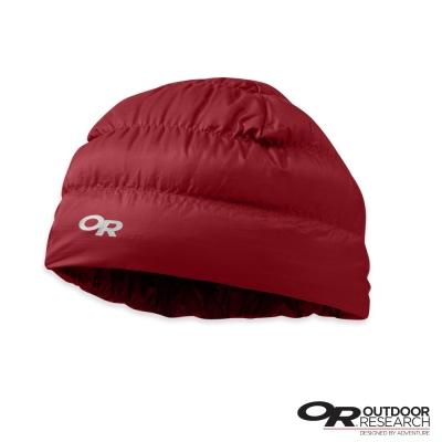 【Outdoor Research】Transcendent 透氣保暖羽毛帽_紅
