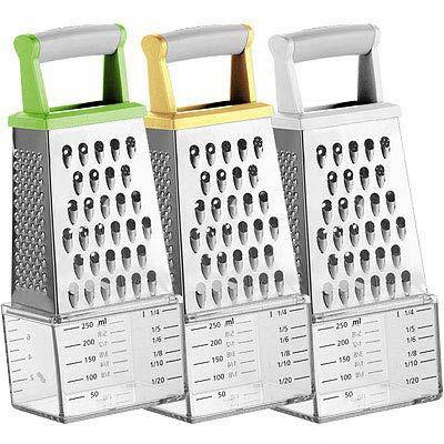TESCOMA Handy 4in1筒形刨刀+刻度收納盒