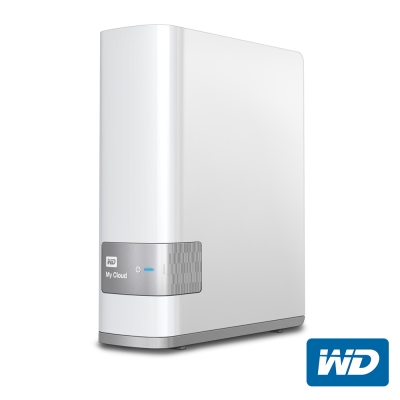 WD My Cloud 6TB 雲端儲存系統