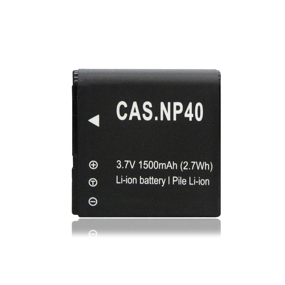 CASIO NP-40 / C-NP40 高容量防爆相機電池[快]