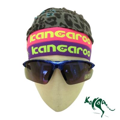 【KANGAROO】典雅紫粉雙色組 2.5cm加寬版 止汗帶 (紫粉色) K140422