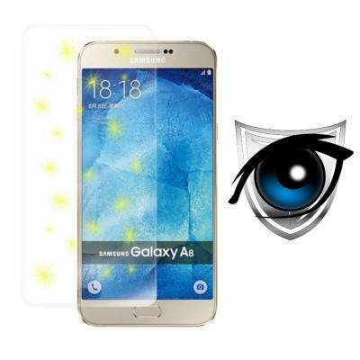 D&A Samsung Galaxy A8 (5.7吋)日本9H藍光疏油...