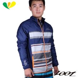 ZOOT 超潑水雙層防風外套(星空藍)(男) Z1604074